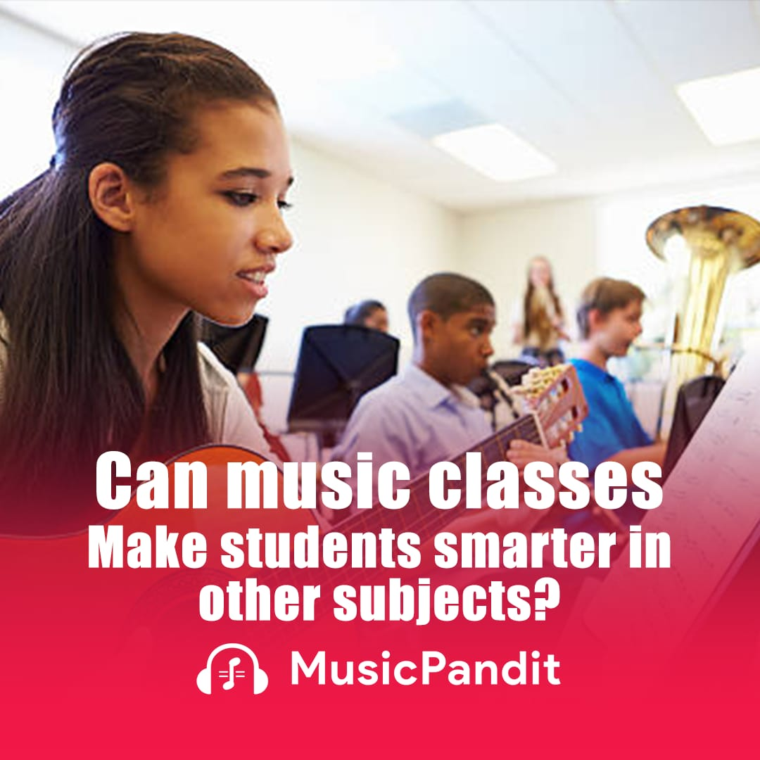 Can music classes make students smarter in other subjects?